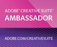 Adobe Creative Suite Ambassador logo