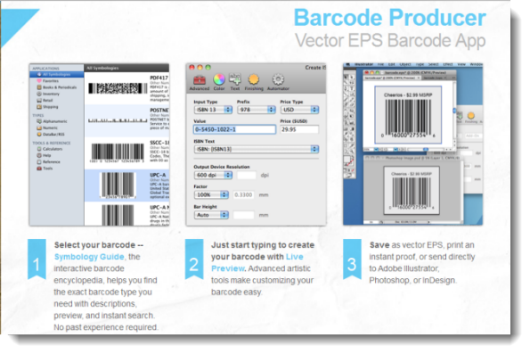 Barcode Producer Site