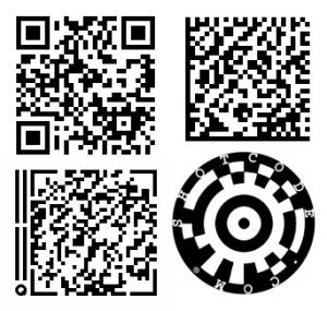Barcodes-2D Codes