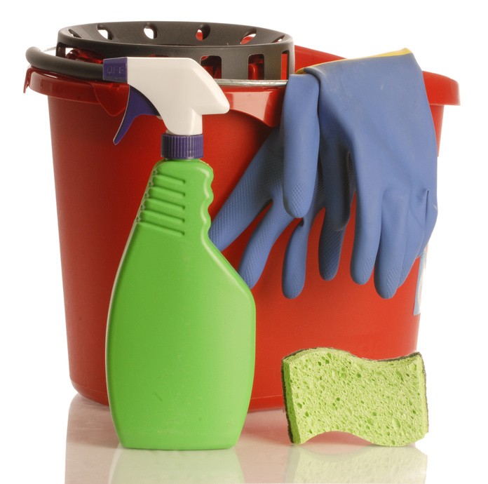 Minimalist house cleaning supplies - 301 Moved Permanently