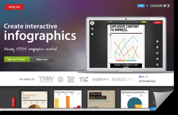 Infogram-screenshot